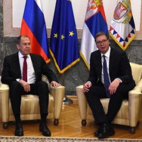 Rosja podziela obawy Serbii w sprawie Kosowa