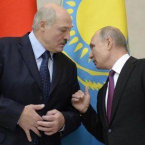Rosja pożyczy Białorusi półtora miliarda