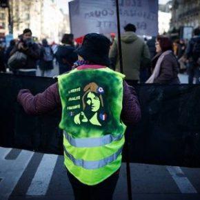 """Prokuratura bada brutalność wobec """"Żółtych kamizelek"""""""