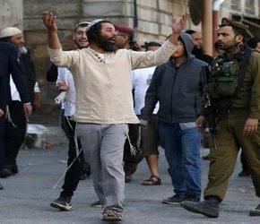 Żydowscy osadnicy atakują Meczet Al-Aksa