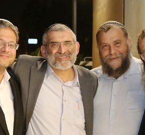 Izraelska skrajna prawica się jednoczy