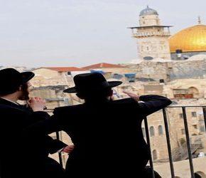 Izraelczycy wypierają rdzenną ludność Jerozolimy
