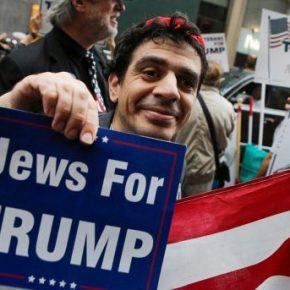 """Trump oskarża Demokratów o """"antysemityzm"""""""