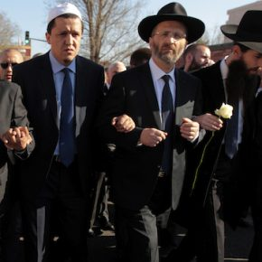 Żydowscy i muzułmańscy przywódcy przeciwko Le Pen