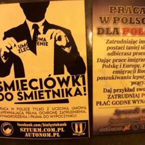 Białystok: Nacjonaliści za godną pracą dla Polaków