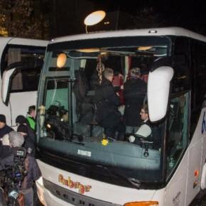 Bawarski starosta wysłał autobus imigrantów do Berlina