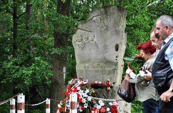 Zatyle w woj. lubelskim (strona polska)