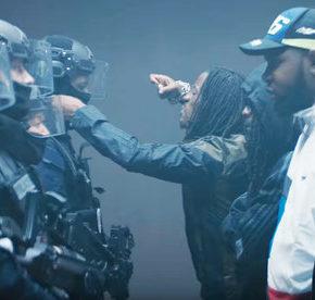 Imigranccy raperzy wzywają do zabijania policjantów