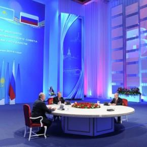 Sfinalizowano powstanie Eurazjatyckiej Unii Gospodarczej