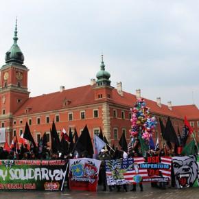 Nacjonalistyczny 1 Maja 2015: przemówienie AN Warszawa