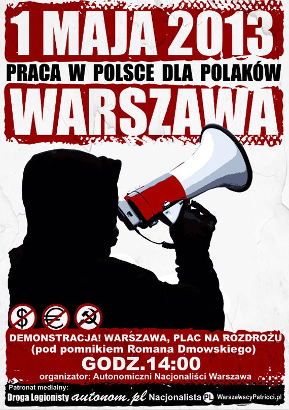 1maja2013-plakat