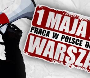 Warszawa: Nacjonalistyczny 1 maja 2013 - zaproszenie