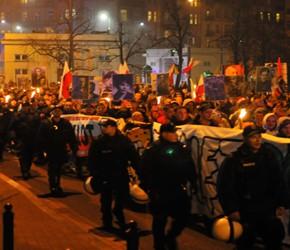 Warszawa: Marsz Pamięci Żołnierzy Wyklętych