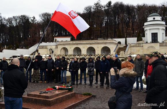 2012, Ukraina: ukraińscy i polscy nacjonaliści na Cmentarzu Orląt Lwowskich