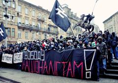 Ukraina: władze zaostrzają represje wobec aktywistów Autonomicznego Oporu