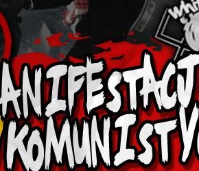 Chełm: Manifestacja antykomunistyczna - 14 grudnia