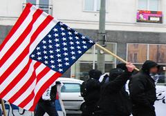 Europejski nacjonalizm wobec amerykańskiego imperializmu