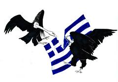 Majętni Grecy także poniosą koszty kryzysu