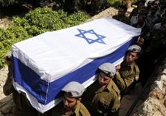 """Większość """"poległych"""" izraelskich żołnierzy to samobójcy"""