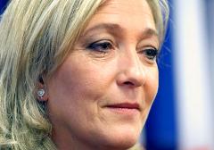 """Marine Le Pen: """"zachodnie kraje są winne konfliktu w Syrii"""""""