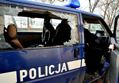 Stołeczni policjanci oskarżeni o korupcję