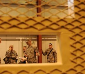 Afganistan: Nieletni więźniowie Amerykanów