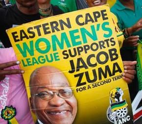 Zjazd ANC: Zuma nadal szefem partii, aresztowani Burowie