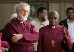 Anglikanie chcą homoseksualnych biskupów