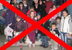 """""""Kosowska"""" policja zawróciła konwój humanitarny z darami dla serbskich dzieci z Kosowa"""
