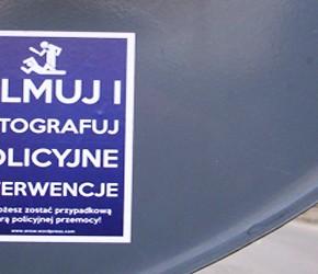 Rzeszowska policja przeciwko obrońcom rodziny