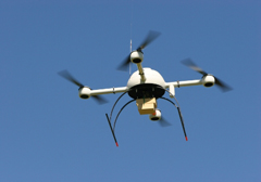 Coraz więcej dronów nad Wielką Brytanią