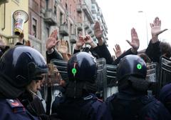 neapol-represje
