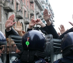 Włochy: Represje wobec nacjonalistów w Neapolu
