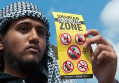 """""""Muzułmańskie patrole"""" pilnują w Anglii przestrzegania szariatu"""
