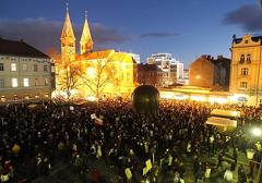 Słowenia: Mimo strajku generalnego spowodowanego polityką cięć, premier nie ma zamiaru ustąpić