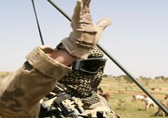 Polskie wojska w jednym szeregu z Al-Kaidą