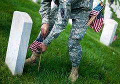 Coraz więcej amerykańskich żołnierzy popełnia samobójstwo