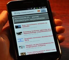 Autonom.pl w wersji mobilnej