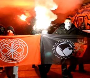 """Wideozaproszenie na sobotnią demonstrację """"Kosowo jest serbskie"""""""