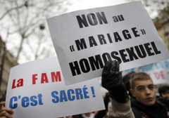 """Francja: Nadchodzi legalizacja """"małżeństw"""" i adopcji dzieci dla homoseksualistów"""