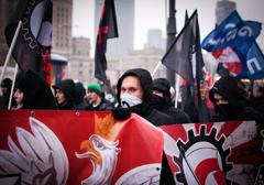 W najbliższy weekend nacjonaliści wyjdą na ulice Poznania i Chełmży