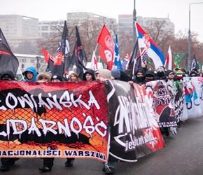 Warszawa: III marsz za serbskie Kosowo (+foto)