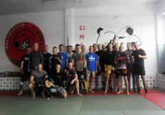 Gdynia: Seminarium MMA z Niko Puhakką