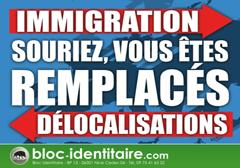 """Francja: """"Uśmiechnijcie się, zostaliście zamienieni"""" - nowa akcja środowisk tożsamościowych"""