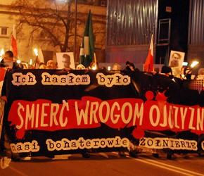 Warszawa oddała hołd Żołnierzom Wyklętym