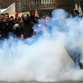 W Grecji odbył się strajk generalny