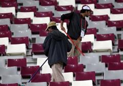 Katar wykorzystuje cudzoziemców do niewolniczej pracy