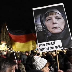 Merkel prosi Niemców o większą otwartość wobec muzułmanów