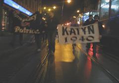 Kraków: przeszedł III Marsz Katyński