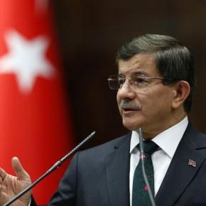 Turecki premier spotkał się z syryjską opozycją